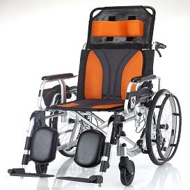 均佳背躺式輪椅 JW-020