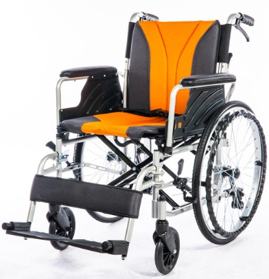 均佳鋁合金輪椅 JW-160